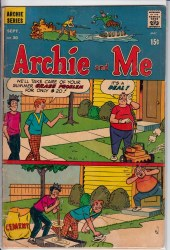 ARCHIE AND ME #030 VG-