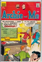 ARCHIE AND ME #039 VG