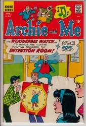 ARCHIE AND ME #041 VG