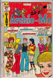 ARCHIE AND ME #050 GD