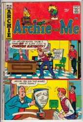 ARCHIE AND ME #064 GD+
