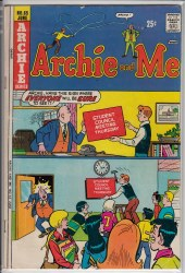 ARCHIE AND ME #065 VG-