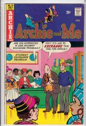 ARCHIE AND ME #075 VG-