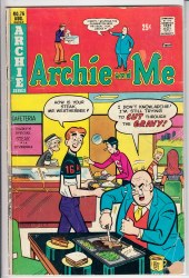 ARCHIE AND ME #076 GD+