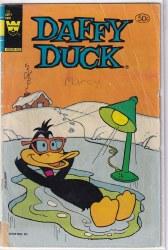 DAFFY DUCK #134 GD-