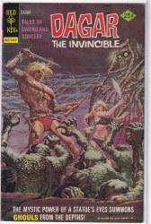 DAGAR THE INVINCIBLE #16 VF-