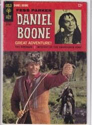 DANIEL BOONE #11 VG