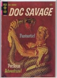 DOC SAVAGE (GOLD KEY) #1 VF