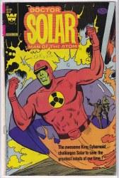 DOCTOR SOLAR (1962) #28 VG