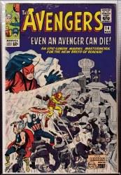 AVENGERS (1963) #014 VG+