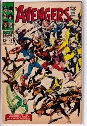 AVENGERS (1963) #044 FN+