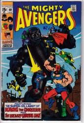 AVENGERS (1963) #069 FN