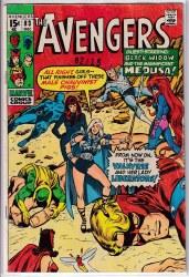 AVENGERS (1963) #083 VG