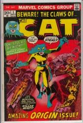 CAT (1972) #1 FN