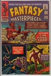 FANTASY MASTERPIECES (1966) #10 GD+