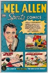 MEL ALLEN SPORTS COMICS #1 VG+