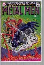 METAL MEN #28 VG