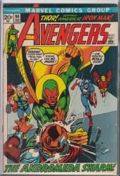 AVENGERS (1963) #096 VG+