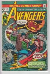 AVENGERS (1963) #132 VG+