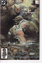 SAGA OF THE SWAMP THING #34 NM-
