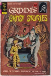 GRIMM'S GHOST STORIES #04 VG+