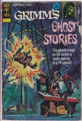 GRIMM'S GHOST STORIES #10 GD-