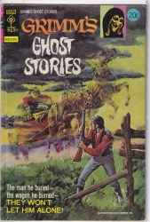 GRIMM'S GHOST STORIES #14 VG+