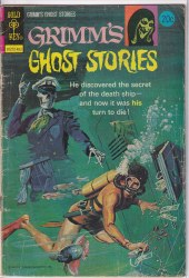 GRIMM'S GHOST STORIES #15 VG-