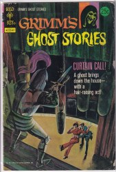 GRIMM'S GHOST STORIES #17 GD+