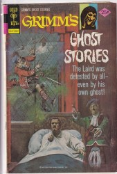 GRIMM'S GHOST STORIES #31 VG