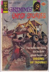 GRIMM'S GHOST STORIES #33 GD