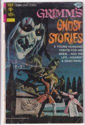 GRIMM'S GHOST STORIES #34 GD
