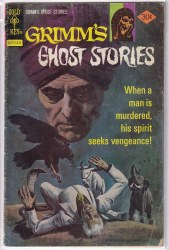GRIMM'S GHOST STORIES #35 VG