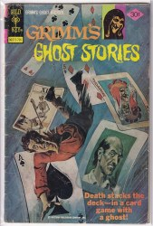 GRIMM'S GHOST STORIES #37 GD+