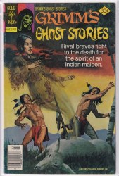 GRIMM'S GHOST STORIES #41 VG/FN