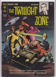 TWILIGHT ZONE (1962) #14 VG