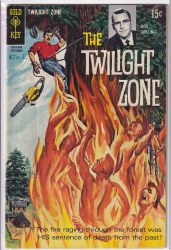 TWILIGHT ZONE (1962) #30 VG/FN