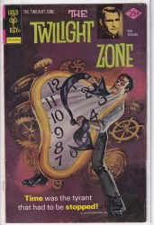 TWILIGHT ZONE (1962) #70 VG+