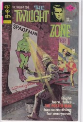 TWILIGHT ZONE (1962) #76 FN