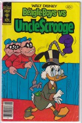 BEAGLE BOYS VERSUS UNCLE SCROOGE, THE #06 VG