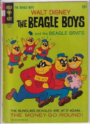 BEAGLE BOYS, THE #03 VG