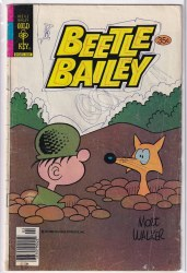 BEETLE BAILEY (1953) #125 GD
