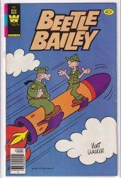 BEETLE BAILEY (1953) #132 VF