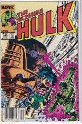INCREDIBLE HULK (1962) #290 VF