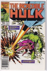 INCREDIBLE HULK (1962) #318 NM-