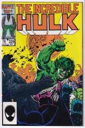 INCREDIBLE HULK (1962) #329 NM-