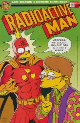 RADIOACTIVE MAN (1993) #216 NM
