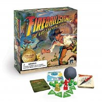 FIREBALL ISLAND THE LAST ADVENTURER