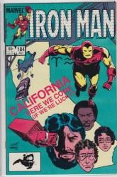 IRON MAN (1968) #184 NM-