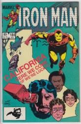 IRON MAN (1968) #184 VF+